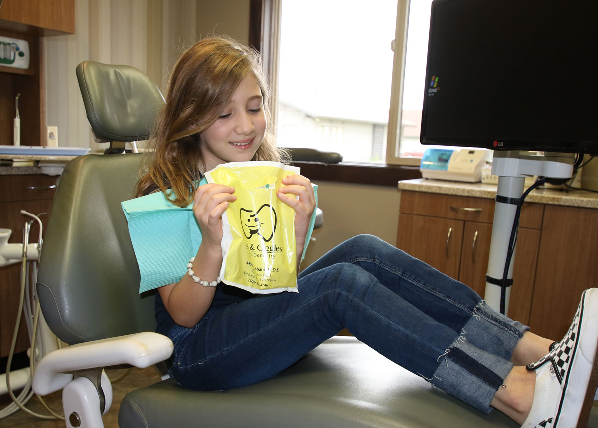 Grins & Giggles Family Dentistry - Cleanings Exams for ...