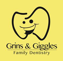 Grins & Giggles Family Dentistry logo